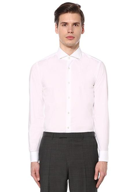 Hugo Gömlek Beyaz